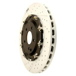 For Mercedes-benz Slk55 Amg 05-11 Brembo Replacement Front Brake Rotor