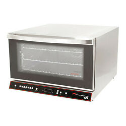 Wisco 00721-001 Plus Convection Oven1/2 Sheet