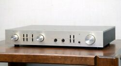 Luxman Cl32 Vacuum Tube Stereo Control Amplifier Vintage Pre-owned Japan