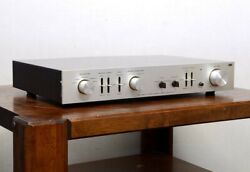 Luxman Luxkit A3032 Vacuum Tube Stereo Control Amplifier Vintage Pre-owned Japan