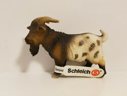 13602 Schleich Goat Mini Billy Goat With Tag Ref 1d3660