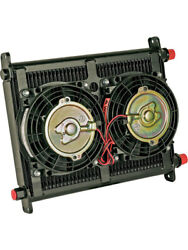 Flex-a-lite Fluid Cooler And Fan 11 X 14 X 4-1/4 In Plate Type 7/8-14 Andhellip 700040