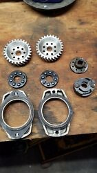 Franklin Engine Magneto Gears/adapters/impulse Couplingcomplete