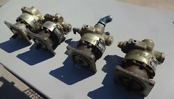 Stratopower Pump Hydraulic Power 682c1-1 Lot Of 4pcs For Parts Only