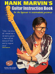 Hank Marvinand039s Guitar Instruction Book - Guitare - Recueil + Cd