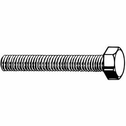 Fabory L51010.030.0006 M3-0.50 A2 Hex Head Cap Screw Stainless Steel Pk 15350