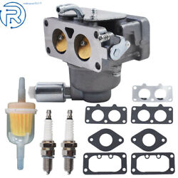 699709 499804 Carburetor For Briggs And Stratton V Twin 20 21 23 24 25hp 791230