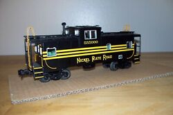 Mth Train 20-91391 Nickel Plate Rd Ns Heritage Series Extended Vision Caboose