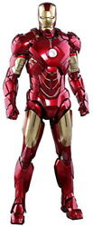 Hot Toys 1/6 Iron Man 2 Mk Iv Mms461d21 Diecast Sealed In Shipper Untouched