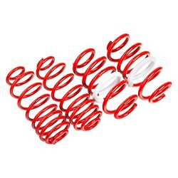 For Mini Cooper 05-08 0.8 X 1 Front And Rear Lowering Coil Springs