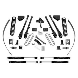For Ford F-250 Super Duty 08-16 8 X 8 4 Link Front And Rear Suspension Lift Kit