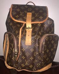 Authentic Louis Vuitton Sac A Dos Bosphore Backpack Discontinued-high Demand