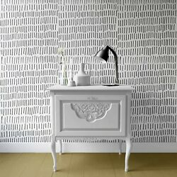 Peel And Stick Wallpaper Removable Odour Free Geometric Wallpaper For Bath Room
