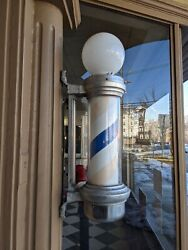 Marvy Barber Pole Model 66 Working Condition