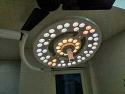 Led Operation Theater Light Paris-54 Ceiling/ Wall Mounted Examination Led Light