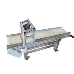 Used High Temperature Conveyor With Cooling Fan 11.8 Wide Conveyor Best Selling