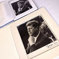 Americana Jacques Lowe / Photgraphy President John F Kennedy Two Signed 293160