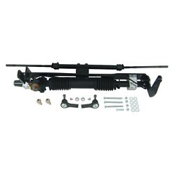For Chevy Corvette 63-82 Unisteer Hydraulic Power Steering Rack And Pinion Kit