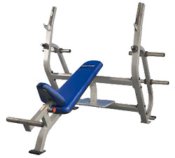 Promaxima Plate Loaded Olympic Incline Bench Press