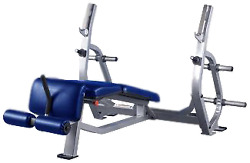 Promaxima Plate Loaded Olympic Decline Bench Press