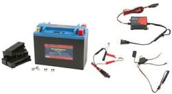 Honda Vtx1800c 1800f 1800n Fire Power Featherweight Lithium Battery And Charger