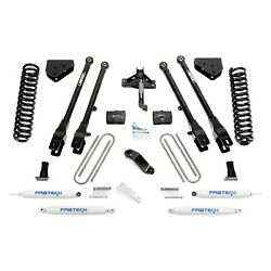 For Ford F-250 Super Duty 08-16 4 X 3 4 Link Front And Rear Suspension Lift Kit
