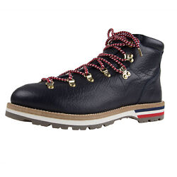 Moncler X Kith Menand039s Peak Hiking Boots Navy Us 12