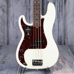 Fender American Professional Ii Precision Bass Left-handed Olympic White