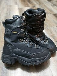 Cabelas Womenand039s Size 9 Outdoor Inferno Insulated Waterproof Hunting/winter Boots
