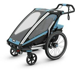 New - Thule Chariot Sport 1 - Bike Trailer For 1 Kid - Free Int Shipping