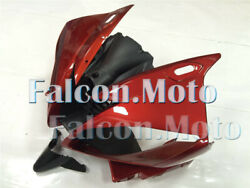 Front Nose Cowl Upper Fairing Fit For Yzf R6 2006-2007 Injection Pearl Red Aan