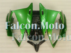 Front Nose Cowl Upper Fairing Fit For Yamaha 06-07 Yzf R6 Green Black Injection