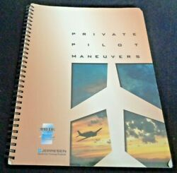 Private Pilot Maneuvers Guided Flight Discovery Jeppesen Airplanes Aviation 2003