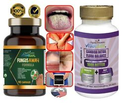 Potent Candida Cleanse Yeast Infection Treatment And Detox With Herbs Enzymes 2