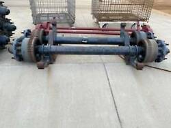 Dexter 15k Spring Axle With Hydraulic Brakes