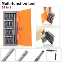 Precision Magnetic Bits 25 In 1 Screwdriver Set Disassembly Tool Screwdriver