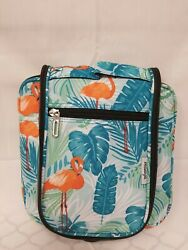 Womens Travel Toilety Hanging Cosmetic Bag $13.00