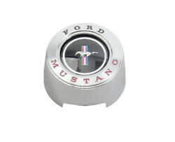 Mustang Steering Wheel Centre Cap 1965 1966 66 Deluxe Coupe Fastback Convertible