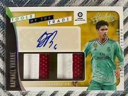 2019-20 Chronicles Absolute Tools Of The Trade Raphael Varane Real Madrid 28/30