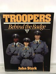 Njsp New Jersey State Police Troopers Behind The Badge By John Stark