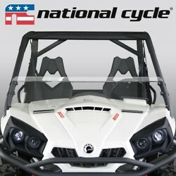 National Cycle Low Clear Windshield 10.25 Can-am Commander 1000x 800r 2011-2015