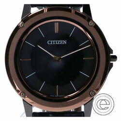 Citizen Ar5025-08e Eco-drive One Used Watch