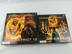 The Hunger Games District 12 And Training Days A Game Of Strategy Board Game Lot
