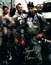 Dan Aykroyd Ramis Hudson Murray Signed 8x10 Photo Picture Autographed And Coa