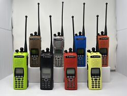 One Motorola Xts5000 Model Iii M3 700/800 Mhz H18uch9pw7an Tuned And Aligned