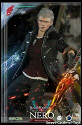 1/6 Asmus Toys Action Figure The Devil May Cry V Series Nero Dmc503 In Stock