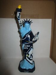 2008 Tampa Bay Rays Statue Of Liberty Forever Collectibles Rare