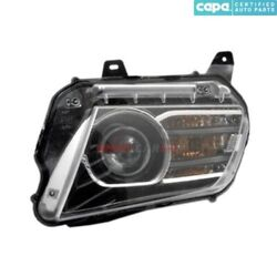 New Right Hid Head Light Lens And Housing 13-14 Fits Ford Mustang Dr3z13008c Capa