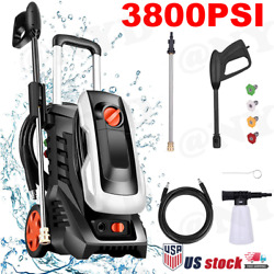 3800psi/3500psi Electric Pressure Washer 2000w/1800wcleaner Machine Top Seller..