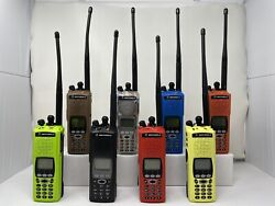 One Motorola Xts5000 Model Iii M3 Vhf 136-174 Mhz H18keh9pw7an Tuned And Aligned